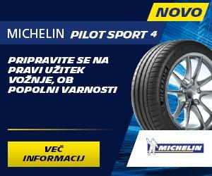 Michellin Pilot Sport 4 - 1